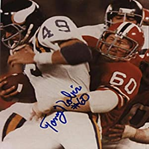 Tommy Nobis Autographed Signed 8x10 Photo - Atlanta Falcons by Hollywood Collectibles