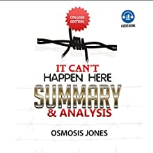 Summary and Analysis of It Can't Happen Here Audiobook by Osmosis Jones Narrated by Jack Nolan