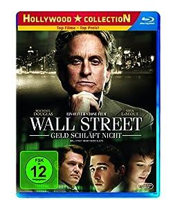 Wall Street - Geld schläft nicht - Hollywood Collection [Blu-ray]