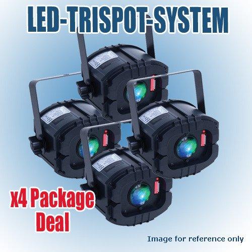 American Dj Led Trispot System