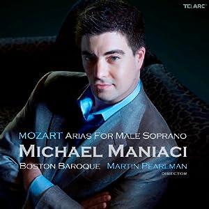 Mozart: Arias For Male Soprano