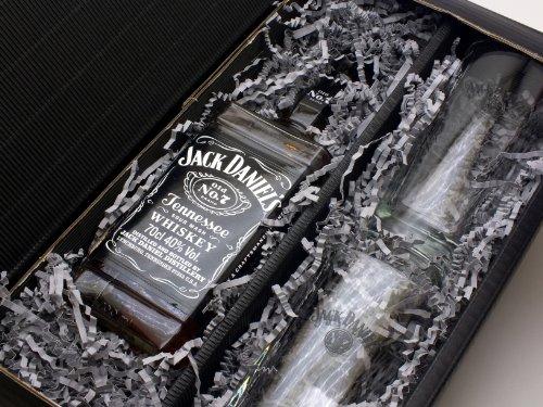 Jack Daniels 40% 0,7l Set + 2