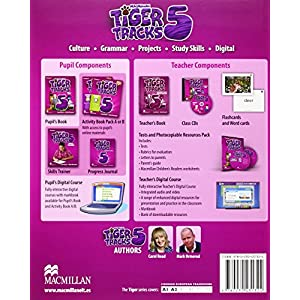 TIGER 5 Act A Pack, Skills trainer, Progress journ
