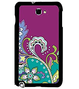 PRINTSWAG PAINTING Designer Back Cover Case for SAMSUNG GALAXY NOTE 1 N7000