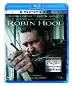 Robin Hood Blu Ray Version - Starring Russell Crowe