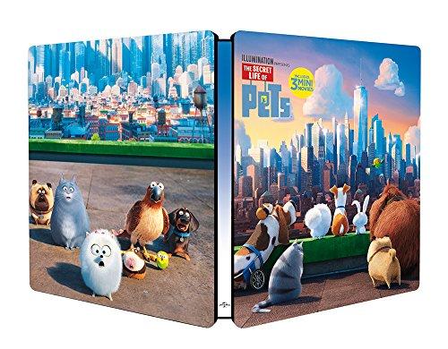 Pets: Vita da Animali (Steelbook) (2 Blu-Ray)