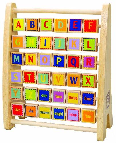 Hape - Alphabet Abacus - 1