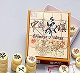 SwirlColor Holz Chinesisches Schach