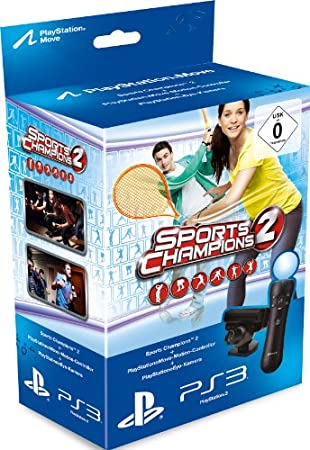 Sports Champions 2 Move-Bundle (Move)