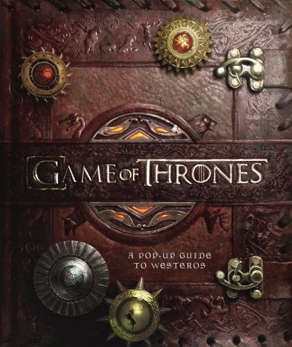Sale alerts for Bantam Press Game of Thrones: A Pop-up Guide to Westeros - Covvet