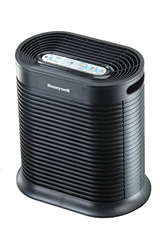Honeywell HPA100 True HEPA Allergen Remover, 155 sq. ft. (Honeywell Air Purifier Small Room compare prices)