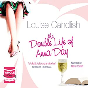 The Double Life of Anna Day Audiobook