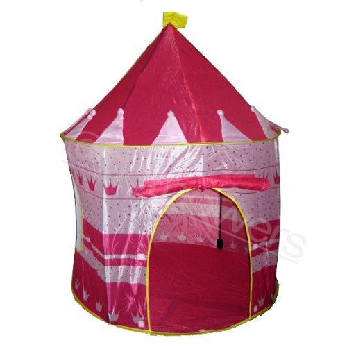 子供用テント『キッズテント・プリンセスキャッスル(屋内・室内用)』