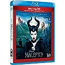 Maléfica (BD 2D + BD 3D) [Blu-ray]