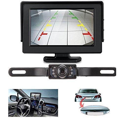 leekooluu-backup-camera-and-monitor-kit-for-car-universal-waterproof-rear-view-license-plate-car-rea