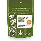 Navitas Naturals Organic Raw Hemp Seeds, 8-Ounce Pouches (Pack of 2)