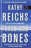 Flash and Bones (Wheeler Large Print Book Series)
