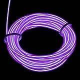 Néon fil violet