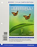 img - for  Arriba!: comunicaci n y cultura, Brief Edition, 2015 Release, Books a la Carte plus MySpanishLab -- Access Card Package (6th Edition) book / textbook / text book