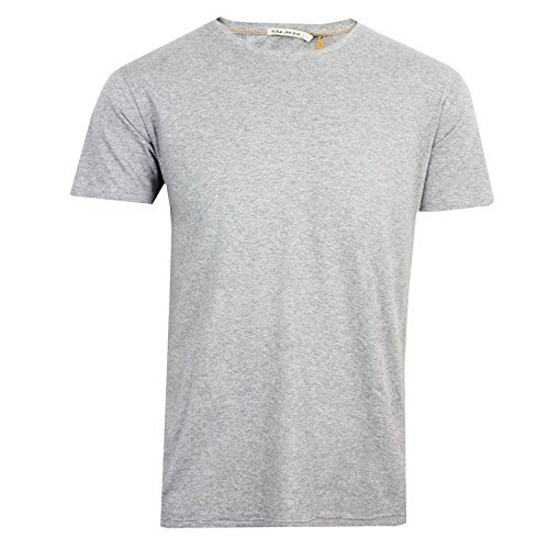 nudie-jeans-o-neck-mens-grey-t-shirt-m