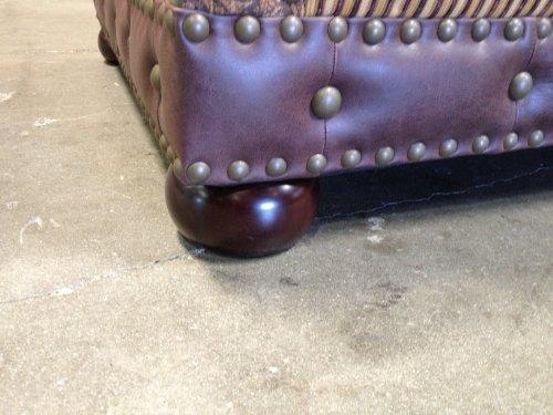 Bun Feet Replacement Furniture Legs (A Set of 4)