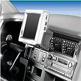 KUDA Navigationskonsole (LHD) für Navi VW Bus / T4 universal ab 93 Echtleder schwarz