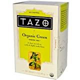 Tazo Teas, Organic Green Tea, 20 Filterbags, 1.4 oz (40 g)
