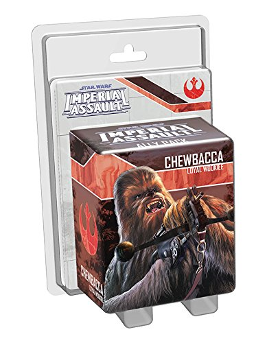 Star Wars Imperial Assault - Chewbacca Pack - 1