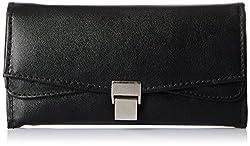 Alessia74 Women's Wallet(BLACK) (PBG287H)