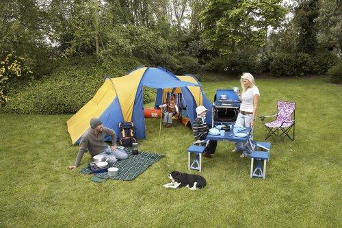 Family 4 Man Tent