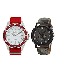 Relish Analog Round Casual Wear Watches For Men - B01A570WCS