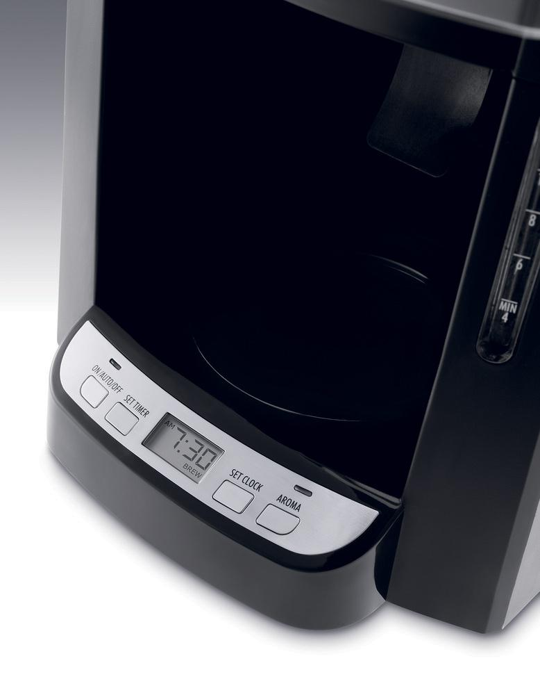 Amazon Com Delonghi Dcf2210ttc 10 Cup Thermal Carafe Drip