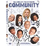 Community: The Complete Third Seasonby Joel McHale