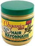 Africa's Best Organics Hair Mayonnaise 15 oz. Jar (Treatment) (Pack of 8)