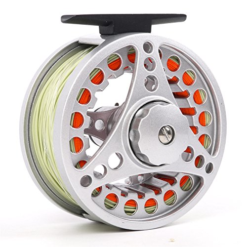 Maxcatch trout fly fishing rod combo fly reel line outfit for Fly fishing backing