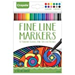 Crayola Aged Up Adult Coloring 12ct F...
