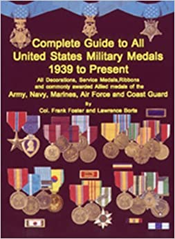 Complete guide to all united states military medals 1939 for Air force decoration guide