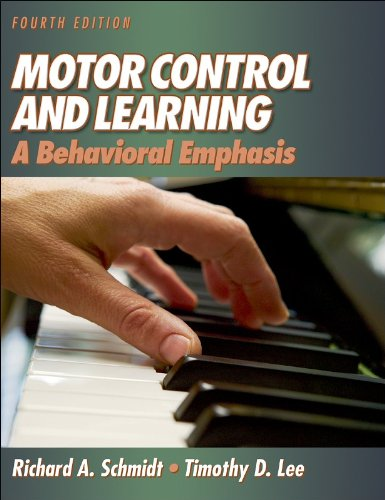 Motor Control And Learning: A Behavioral Emphasis, Fourth Edition (Motor Control And Learning compare prices)