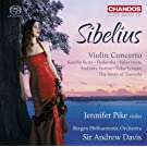 Sibelius: Violin Concerto & other orchestral works
