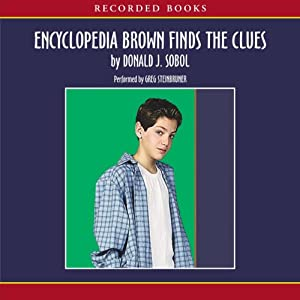 Encyclopedia Brown Finds the Clues | [Donald Sobol]