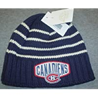 Montreal Canadiens Cuffless Retro Sport Reebok Knit Hat