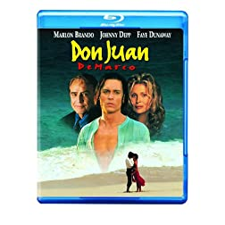 Don Juan Demarco [Blu-ray]