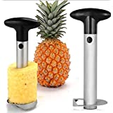 Double Villages Heavy Duty 260g Stainless Pineapple Corer And Slicer