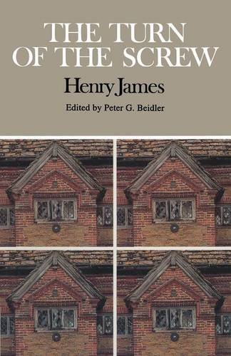 The Turn of the Screw: Complete, Authoritative Text with Biographical and Historical Contexts, Critical History, and Essays from Five Contemporary ... (Case Studies in Contemporary Criticism)
