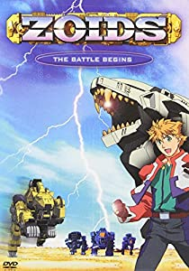 Zoids: Vol. 1 the Battle Begins