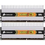 "Corsair TW3X4G1600C9DHX PC3-12800 Arbeitspeicher 4 GB (1600 MHz, CL9, DIMM 240-polig, 2 x 2 GB) DDR3 SDRAM Kitvon ""Corsair"""