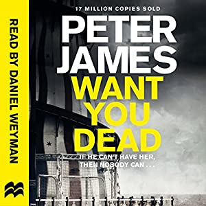 Want You Dead Audiobook