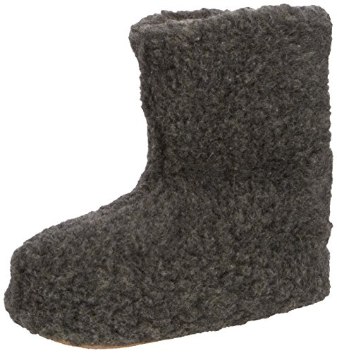woolsies-yeti-natural-wool-slipper-booties-chaussons-montants-mixte-adulte-gris-graphite-grey-43-eu