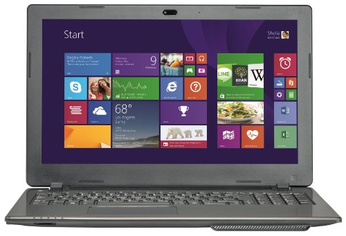Medion E6412T Akoya MD 99313 39,6 cm (15,6 Zoll) Notebook (Intel Pentium 3558U, 1,7GHz, 4GB RAM, 500GB HDD, Win 8.1 Touchscreen) titan