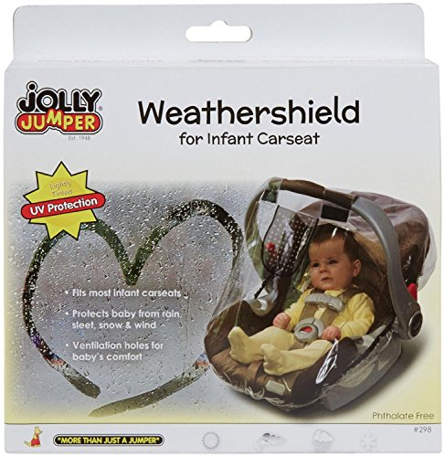 Jolly Jumper Weathershield for Infant Car Seat - 1